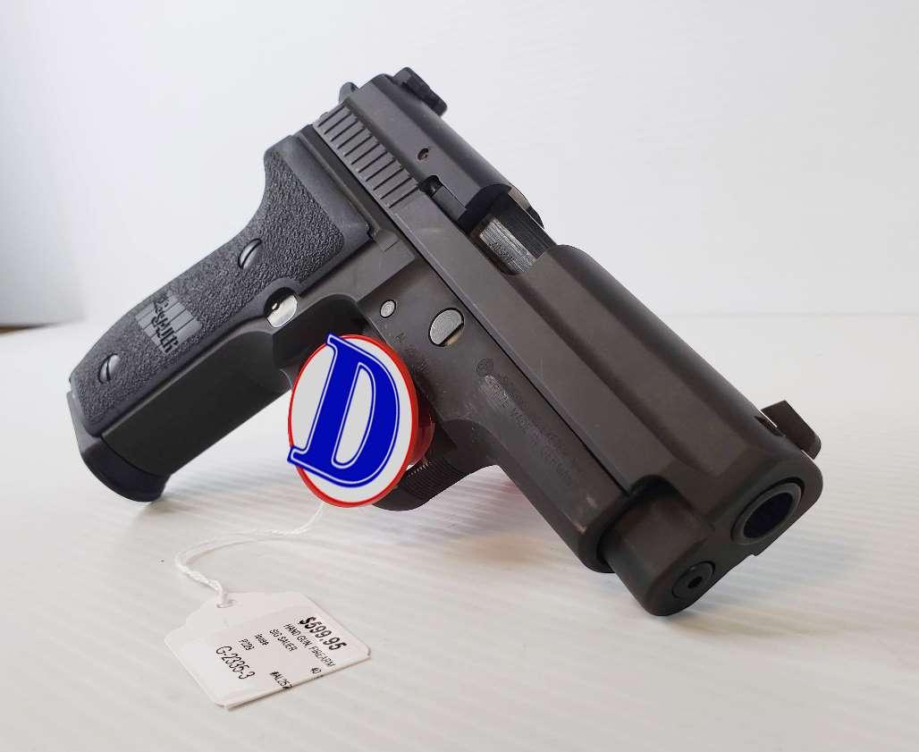 Sig Sauer P229 Pistol