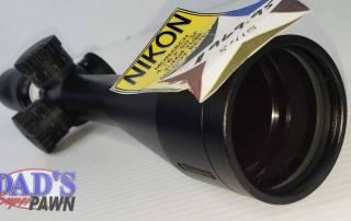 Nikon 8415 4-16x50 Monarch X Riflescope (Mildot Reticle) (Black)